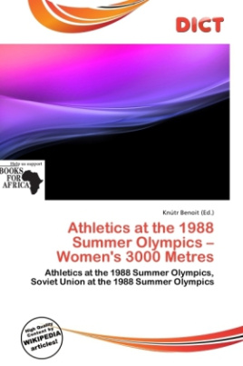 Athletics at the 1988 Summer Olympics - Women's 3000 Metres