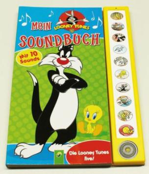 Mein Soundbuch - Looney Tunes, m. Tonmodulen