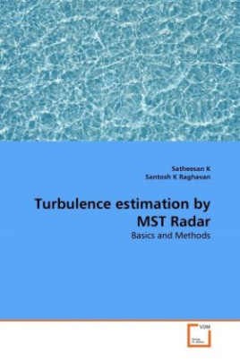 Turbulence estimation by MST Radar