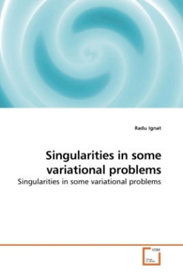 Singularities in some variational problems