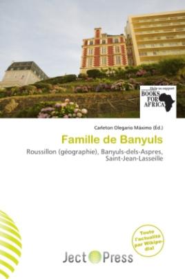 Famille de Banyuls