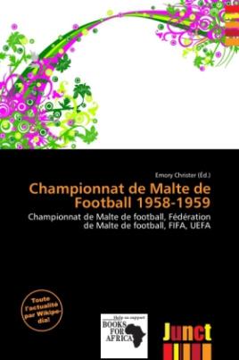 Championnat de Malte de Football 1958-1959