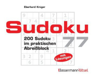 Sudoku Block. Bd.77
