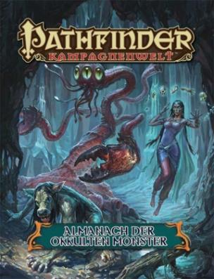 Pathfinder Chronicles, Almanach der okkulten Monster