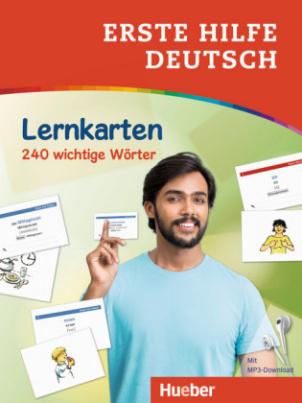 Erste Hilfe Deutsch - Lernkarten