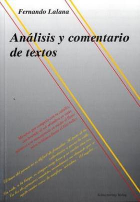 Analisis y comentario de textos