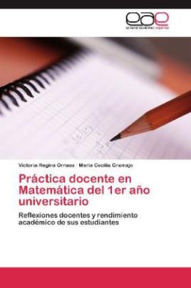 Práctica docente en Matemática del 1er año universitario