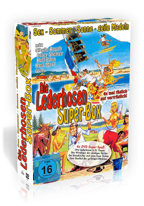 Die Lederhosen Super Box