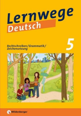 Lernwege Deutsch. H.1