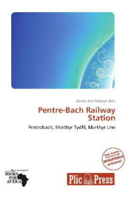 Pentre-Bach Railway Station