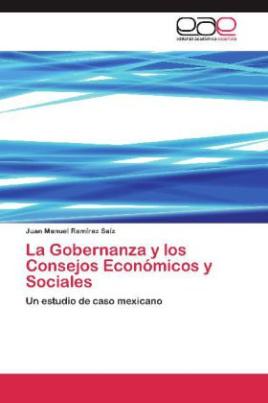 La Gobernanza y los Consejos Económicos y Sociales