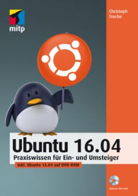 Ubuntu 16.04, m. DVD-ROM