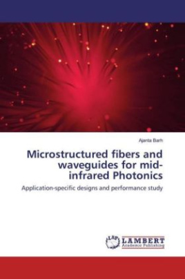 Microstructured fibers and waveguides for mid-infrared Photonics