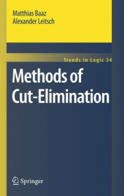 Methods of Cut-Elimination