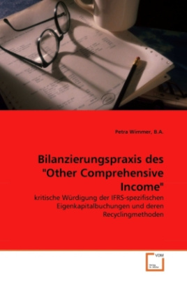 "Bilanzierungspraxis des ""Other Comprehensive Income"""