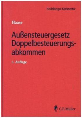 Außensteuergesetz (AStG), Doppelbesteuerungsabkommen (DBA), Kommentar