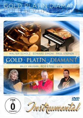 Instrumental - Gold-Platin-Diamant