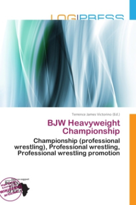 BJW Heavyweight Championship