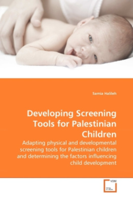 Developing Screening Tools for Palestinian Children