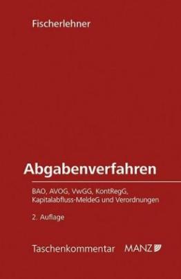 Abgabenverfahrensrecht (f. Österreich)
