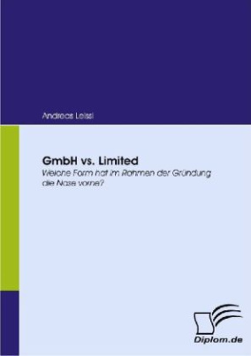 GmbH vs. Limited