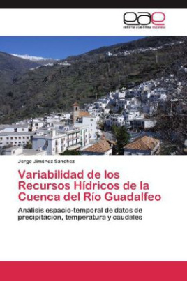 Variabilidad de los Recursos Hídricos de la Cuenca del Río Guadalfeo