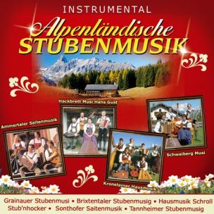 Alpenländische Stubenmusik (CD)