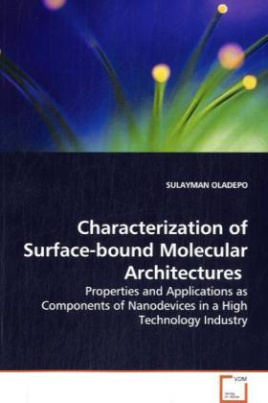 Characterization of Surface-bound Molecular Architectures