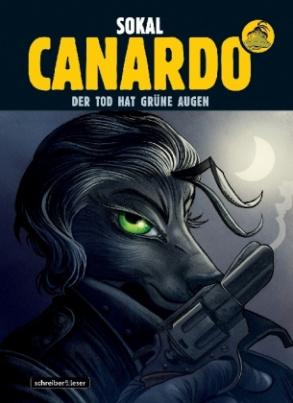 Ein Fall für Inspektor Canardo - Der Tod hat grüne Augen