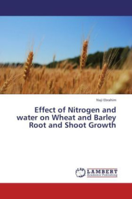 Effect of Nitrogen and water on Wheat and Barley Root and Shoot Growth