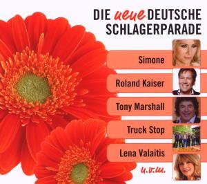 Die neue deutsche Schlagerparade