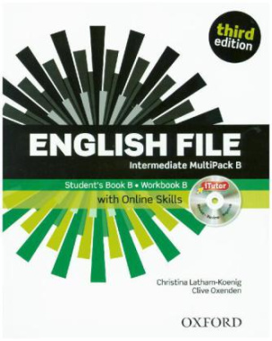 Multipack B, Student's Book B and Workbook B, with iTutor DVD-ROM and Online Skills