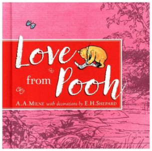 Winnie-the-Pooh - Love from Pooh