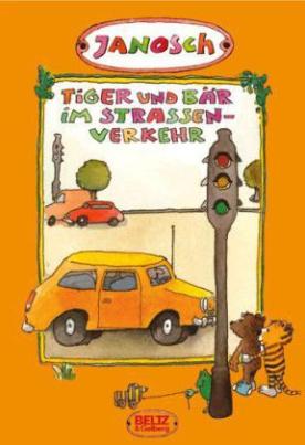 Tiger und Bär im Strassenverkehr