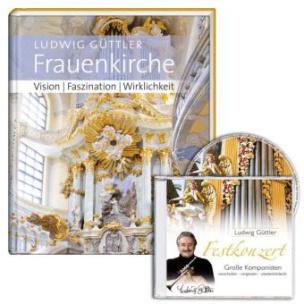 Frauenkirche, m. Audio-CD