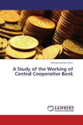 A Study of the Working of Central Cooperative Bank