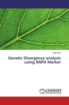 Genetic Divergence analysis using RAPD Marker