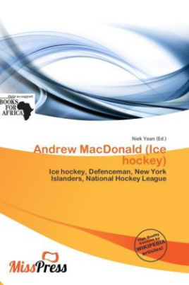 Andrew MacDonald (Ice hockey)