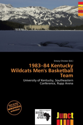 1983 84 Kentucky Wildcats Men's Basketball Team