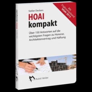HOAI kompakt, m. Ergänzungsband HOAI 2013