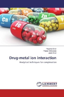 Drug-metal ion interaction