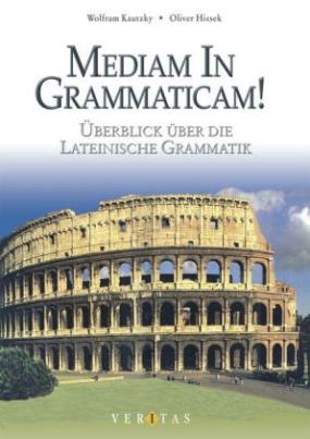 Mediam in grammaticam!, Schülerbuch