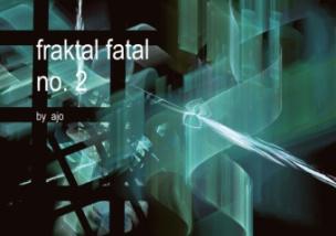 fraktal fatal no. 2 (Posterbuch DIN A4 quer)