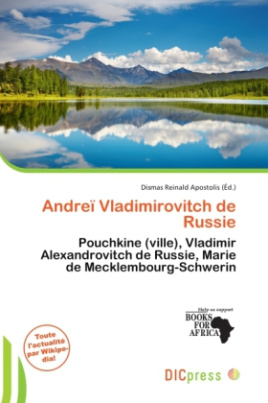 Andreï Vladimirovitch de Russie