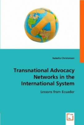 Transnational Advocacy Networks in the International System