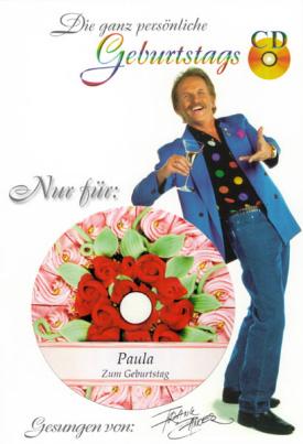 Geburtstags-CD