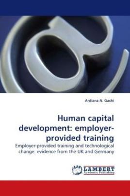 Human capital development: employer-provided training