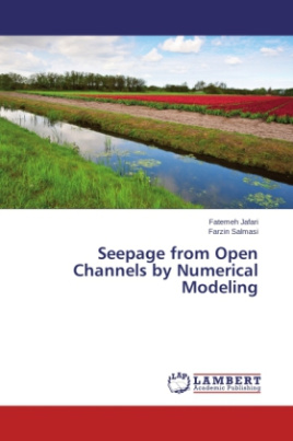 Seepage from Open Channels by Numerical Modeling