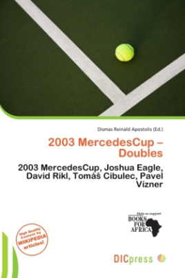2003 MercedesCup - Doubles