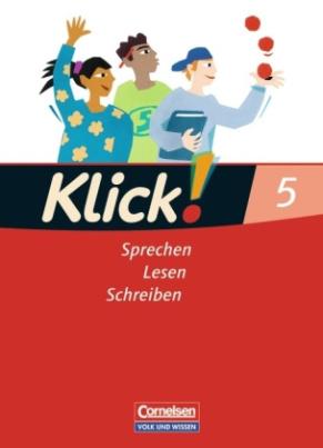 5. Schuljahr, Schülerbuch: Sprechen, Lesen, Schreiben